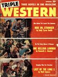 Triple Western (1947-1958 Standard) Pulp Vol. 17 #1