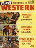 Triple Western (1947-1958 Standard) Pulp Vol. 12 #3