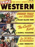 Triple Western (1947-1958 Standard) Pulp Vol. 8 #2