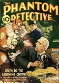 Phantom Detective (1933-1953 Standard Magazines) Pulp Oct 1942