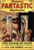 Famous Fantastic Mysteries (1939-1953 Frank A. Munsey/Popular/Altus) Pulp Oct 1942