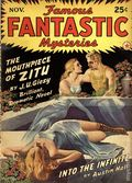 Famous Fantastic Mysteries (1939-1953 Frank A. Munsey/Popular/Altus) Pulp Nov 1942