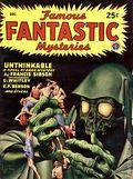 Famous Fantastic Mysteries (1939-1953 Frank A. Munsey/Popular/Altus) Pulp Dec 1946