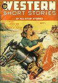 Western Short Stories (1936-1957 Manvis-Stadium) Pulp Vol. 5 #1