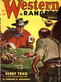 Western Ranger Stories (1953-1954 Popular) Pulp Vol. 2 #2