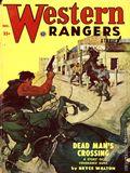 Western Ranger Stories (1953-1954 Popular) Pulp Vol. 1 #2