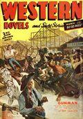 Western Novel and Short Stories (1934-1957 Newsstand-Stadium) Pulp Vol. 12 #12