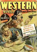 Western Novel and Short Stories (1934-1957 Newsstand-Stadium) Pulp Vol. 11 #3