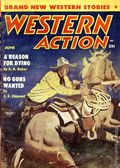 Western Action Novels Magazine (1936-1960 Columbia) 1st Series Pulp Vol. 19 #1
