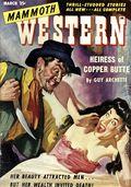 Mammoth Western (1945-1951 Ziff-Davis) Pulp Vol. 6 #3