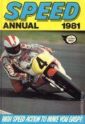 Speed Annual HC (1980 IPC Magazines) UK Edition 1981