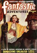 Fantastic Adventures (1939-1953 Ziff-Davis Publishing) Pulp Nov 1948