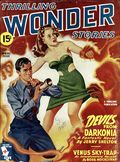 Thrilling Wonder Stories (1936-1955 Beacon/Better/Standard) Pulp Vol. 27 #1