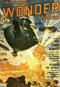 Thrilling Wonder Stories (1936-1955 Beacon/Better/Standard) Pulp Vol. 23 #2