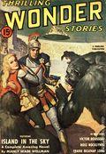 Thrilling Wonder Stories (1936-1955 Beacon/Better/Standard) Pulp Vol. 21 #1