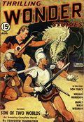 Thrilling Wonder Stories (1936-1955 Beacon/Better/Standard) Pulp Vol. 20 #3