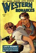 Western Romances (1929-1939 Dell) Pulp Vol. 30 #88