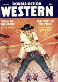 Double Action Western Magazine (1934-1960 Columbia) Pulp Vol. 24 #1