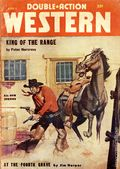 Double Action Western Magazine (1934-1960 Columbia) Pulp Vol. 24 #4