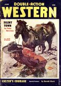 Double Action Western Magazine (1934-1960 Columbia) Pulp Vol. 23 #5