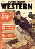 Double Action Western Magazine (1934-1960 Columbia) Pulp Vol. 23 #1