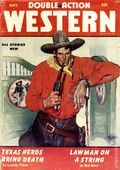 Double Action Western Magazine (1934-1960 Columbia) Pulp Vol. 22 #1