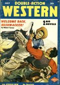 Double Action Western Magazine (1934-1960 Columbia) Pulp Vol. 19 #6