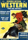 Double Action Western Magazine (1934-1960 Columbia) Pulp Vol. 19 #4
