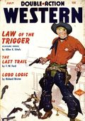 Double Action Western Magazine (1934-1960 Columbia) Pulp Vol. 17 #6