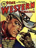 Dime Western Magazine (1932-1954 Popular Publications) Pulp Vol. 49 #4