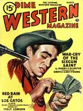 Dime Western Magazine (1932-1954 Popular Publications) Pulp Vol. 45 #3