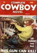 Complete Cowboy Novel Magazine (1939-1950 Blue Ribbon Magazines) Pulp Vol. 8 #5
