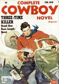 Complete Cowboy Novel Magazine (1939-1950 Blue Ribbon Magazines) Pulp Vol. 8 #3