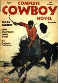 Complete Cowboy Novel Magazine (1939-1950 Blue Ribbon Magazines) Pulp Vol. 6 #5