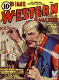Dime Western Magazine (1932-1954 Popular Publications) Pulp Vol. 36 #2
