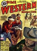 Dime Western Magazine (1932-1954 Popular Publications) Pulp Vol. 35 #3