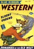 Blue Ribbon Western (1937-1950 Columbia) Pulp Vol. 12 #2