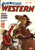 Blue Ribbon Western (1937-1950 Columbia) Pulp Vol. 12 #1
