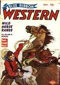 Blue Ribbon Western (1937-1950 Columbia) Pulp Vol. 12 #1