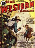 Dime Western Magazine (1932-1954 Popular Publications) Pulp Vol. 31 #1