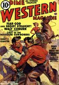 Dime Western Magazine (1932-1954 Popular Publications) Pulp Vol. 21 #4