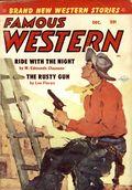 Famous Western (1937-1960 Columbia Publications) Pulp Vol. 15 #6