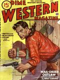 Dime Western Magazine (1932-1954 Popular Publications) Pulp Vol. 45 #1