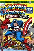 Captain America Omnibus HC (2021 Marvel) By Jack Kirby 2nd Edition 1A-1ST