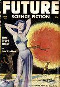 Future Science Fiction (1952-1960 Columbia Publications) Pulp Vol. 3 #5