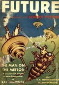 Future Combined with Science Fiction (1941-1942 Columbia Publications) Pulp 1st Series Vol. 2 #1