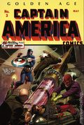 Golden Age Captain America Omnibus HC (2020 Marvel) 2nd Edition 1A-1ST