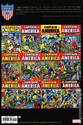 Golden Age Captain America Omnibus HC (2020 Marvel) 2nd Edition 1B-1ST