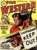 Dime Western Magazine (1932-1954 Popular Publications) Pulp Vol. 41 #2