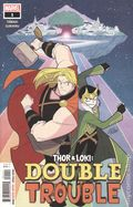 Thor and Loki Double Trouble (2021 Marvel) 1A